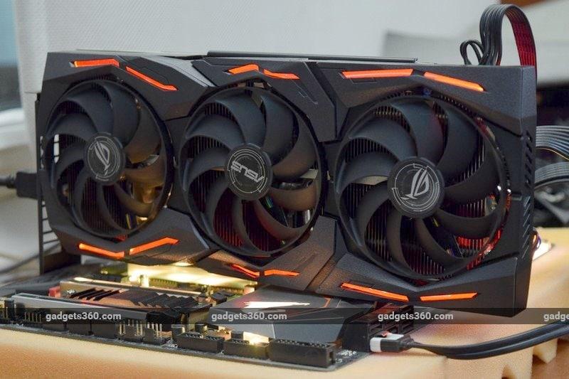 Asus ROG Strix GeForce GTX 1660 Ti OC 6GB Review | NDTV Gadgets360 com