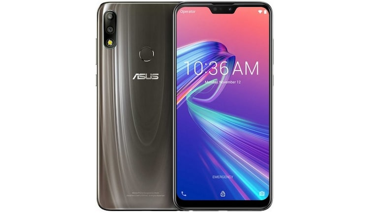 Asus ZenFone Max Pro M2 in the new color market