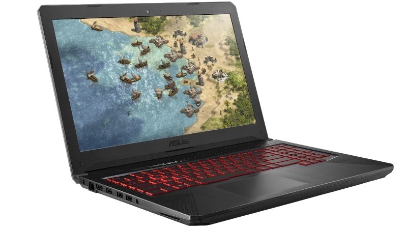 Asus India 'Back to College' Offer Gives Extended Warranty, Customised ROG T-Shirts to Students