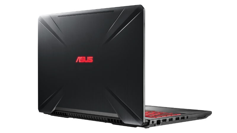 Asus Refreshes TUF Gaming FX504 Laptop in India to Offer Nvidia GeForce GTX 1060 Graphics