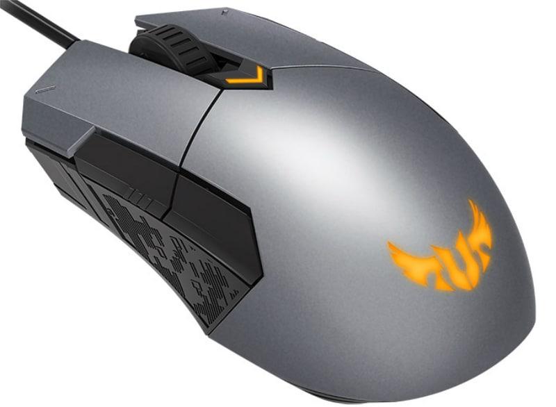 Computex 2018: Asus TUF Gaming M5 Mouse, K5 Keyboard, H5