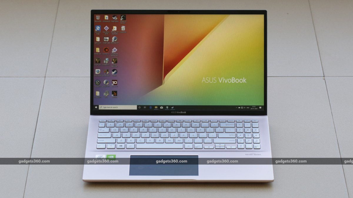 Asus VivoBook S15 (S532F) With ScreenPad 2.0 Review