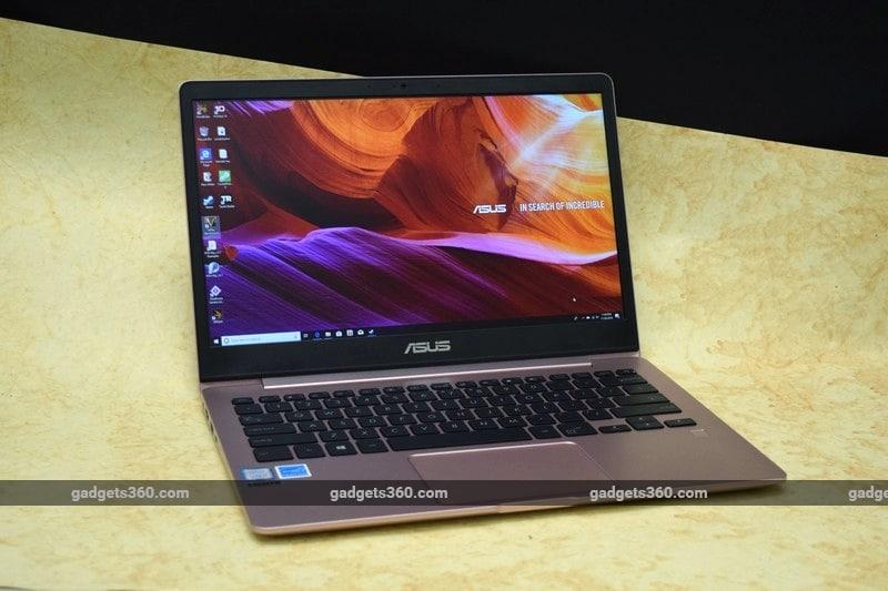 Asus Zenbook 13 Ux331 Review Ndtv Gadgets360 Com