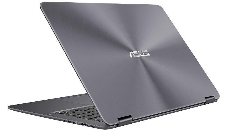 Asus ZenBook Flip UX360CA With 13.3-inch Display Launched Starting at Rs. 46,990