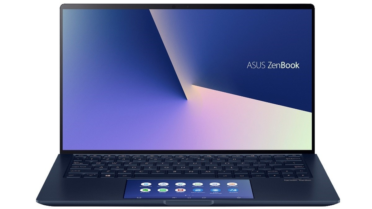 Computex 2019: Asus ZenBook 13, ZenBook 14, ZenBook 15, ZenBook 30 Edition Laptops With ScreenPad 2.0 Launched