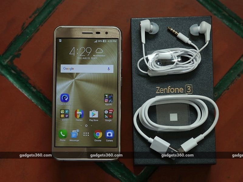 Asus ZenFone 3 (ZE552KL) Review