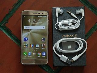 Asus ZenFone 3 (ZE552KL) Review