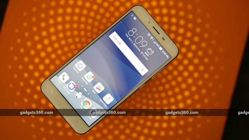 Asus ZenFone 3 Max to Be Manufactured in India