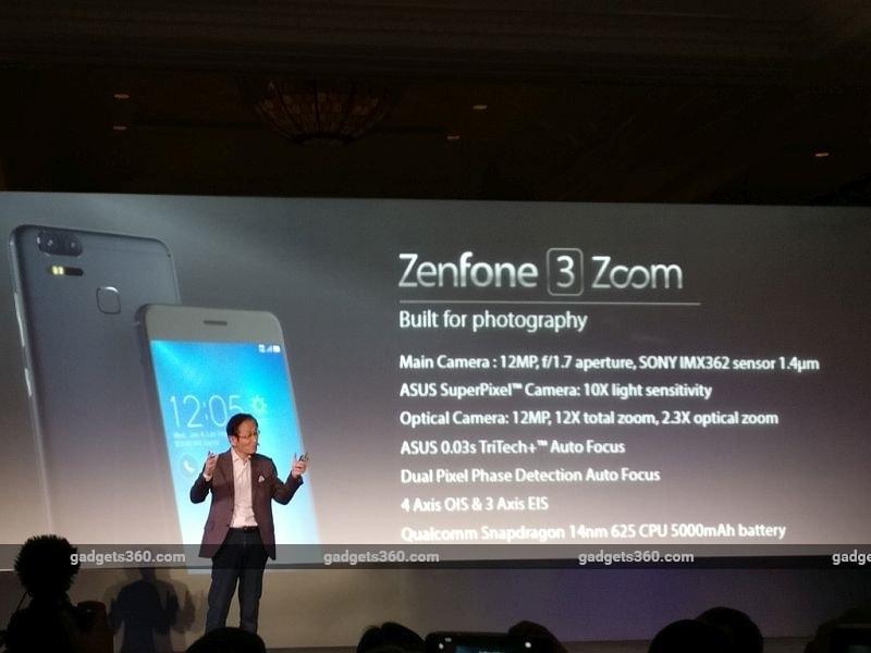 asus zenfone 3 zoom gadgets360 asus