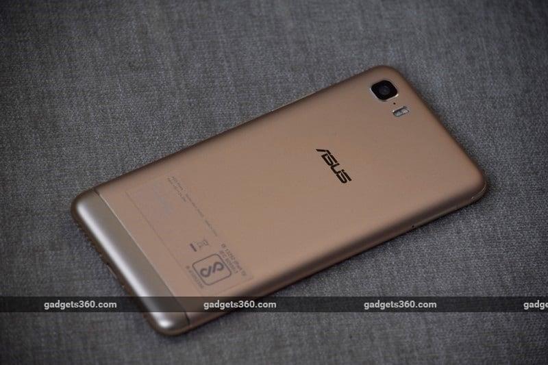 asus zenfone 3s max rear ndtv Asus ZenFone 3S Max
