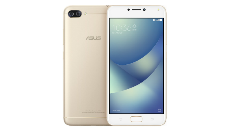 Asus ZenFone 4 Max Starts Receiving Android 8.1 Oreo Update With ZenUI 5.0