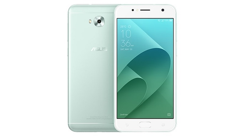 Asus ZenFone 4 Selfie Lite With 13-Megapixel Front Camera, Front Flash Launched: Price, Specifications