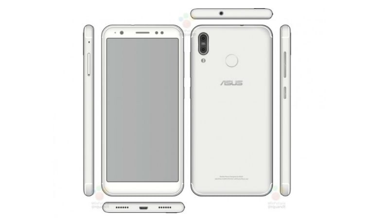 Asus ZenFone 5 Model With 18:9 Display, Dual Rear Cameras Leaked in Renders