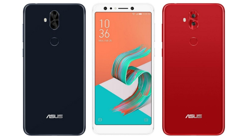 Asus ZenFone 5 Lite With Four Cameras Leaked Ahead of MWC 2018