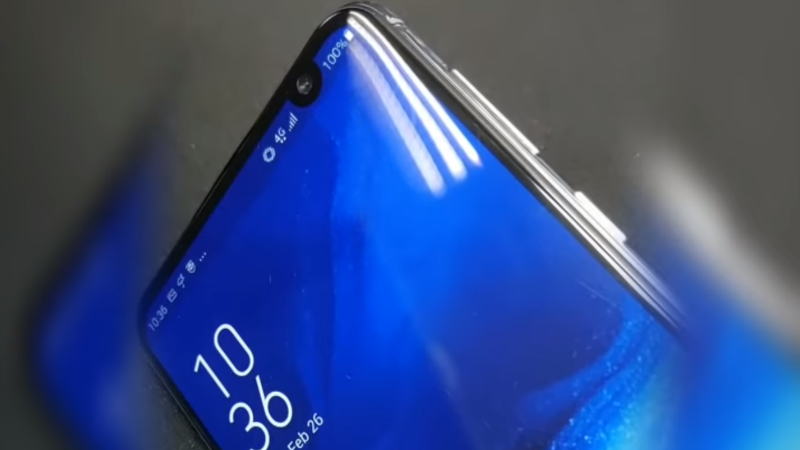 Asus ZenFone 6 2019 With An Offset Display Notch Now Spotted In Alleged Photos Live Video