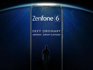 Asus ZenFone 6 के डिज़ाइन का टीज़र ज़ारी, 16 मई को होगा लॉन्च