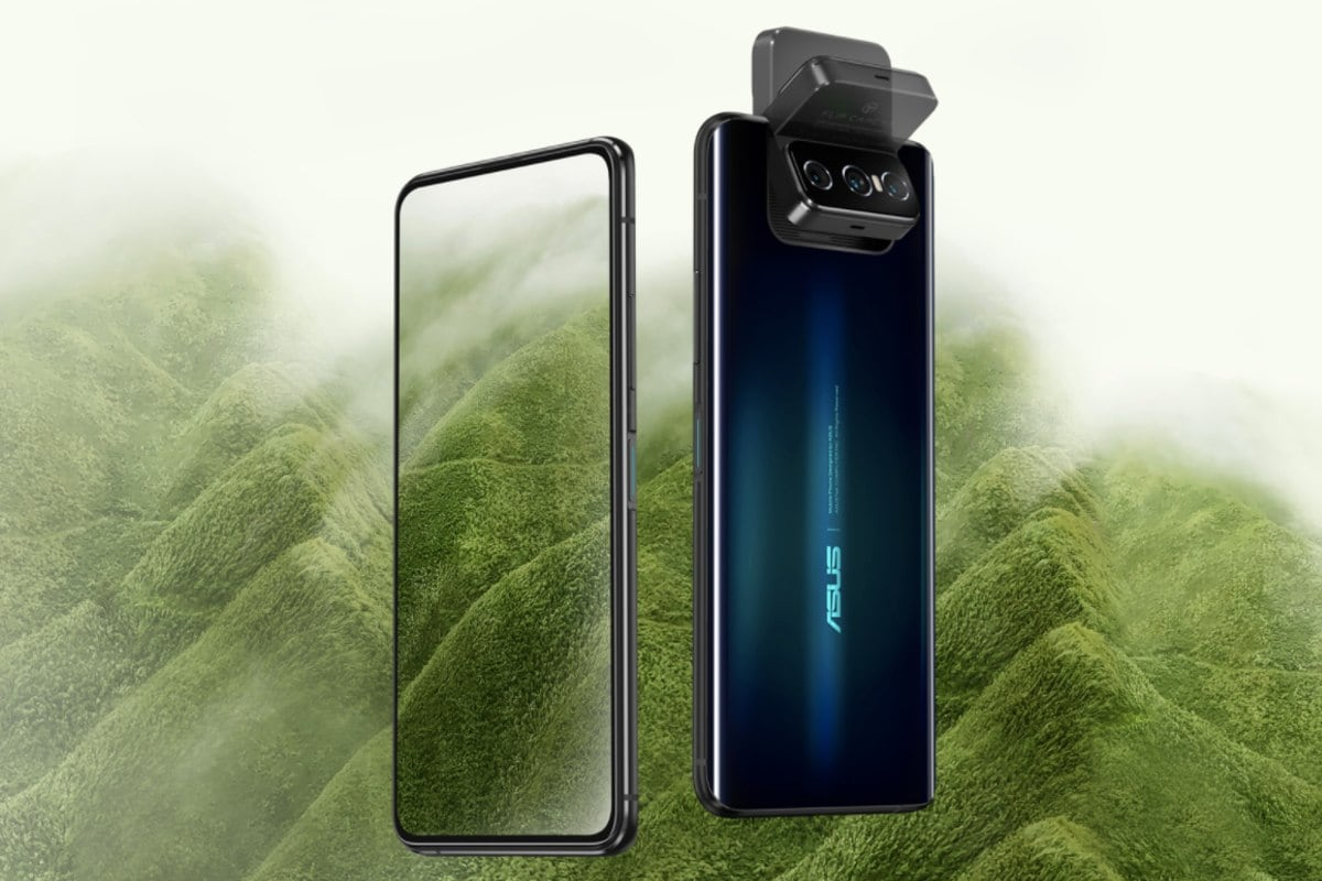 Asus ZenFone 7 series launched with flip camera: Price, specifications