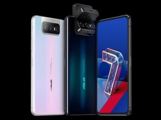 Asus ZenFone 7, ZenFone 7 Pro With Flip Camera, 90Hz AMOLED Display Launched: Price, Specifications