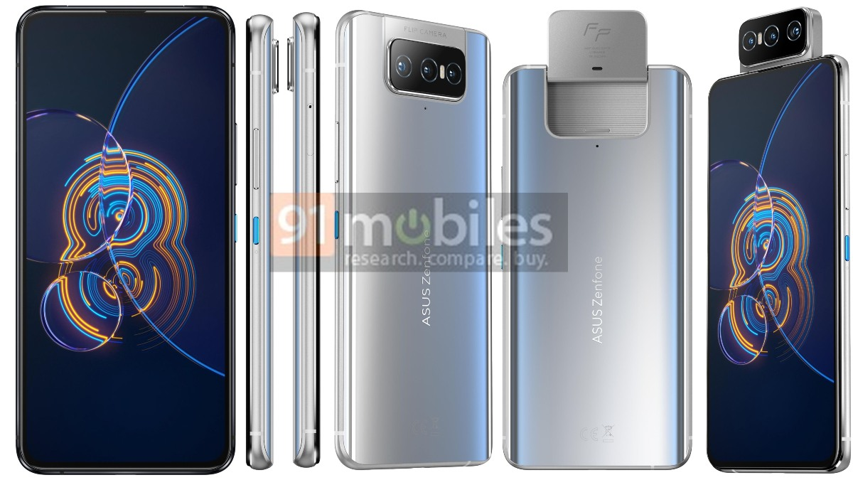 Asus ZenFone 8 Price Surfaces Ahead of May 12 Launch