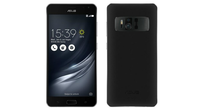 Asus ZenFone AR Tango-Enabled, DayDream-Ready Smartphone Leaked Ahead of CES 2017