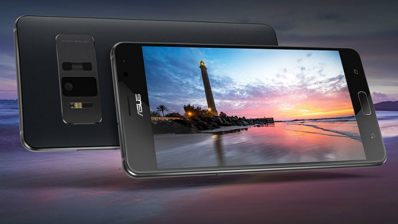 Asus ZenFone Ares With 8GB RAM, QHD Display Launched: Price, Specifications