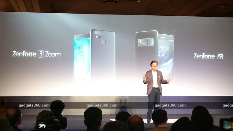 Asus Launches ZenFone AR, World's First Smartphone With 8GB of RAM