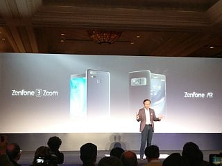 Asus ZenFone AR With 8GB RAM Unveiled at CES 2017; ZenFone 3 Zoom Camera Smartphone Also Showcased