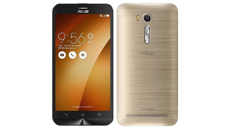 Asus ZenFone Go 5.5 (ZB552KL) to Go on Sale in India Today via Amazon India