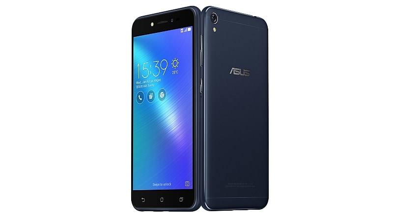 Asus ZenFone Live With Real-Time Beautification App To Launch in India Today