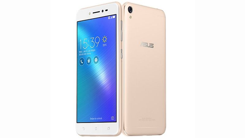 Asus ZenFone Live With Real-Time Beautification Camera Launched