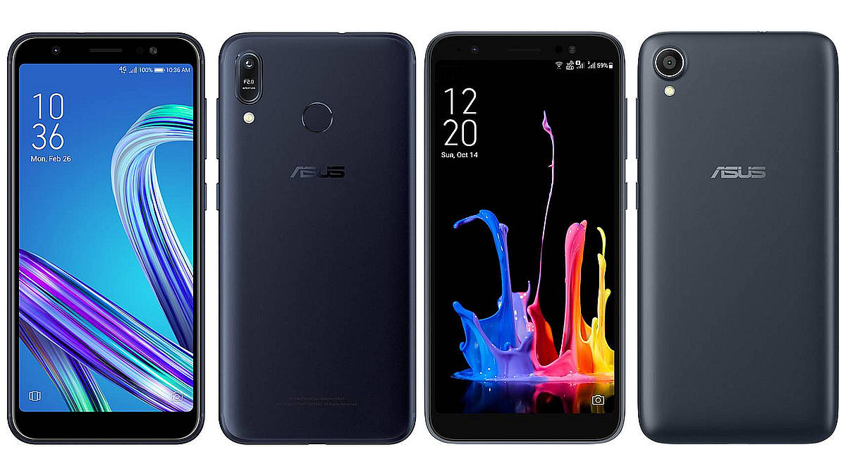 Asus ZenFone Max M1, ZenFone Lite L1 Price in India Cut by Rs. 2,000