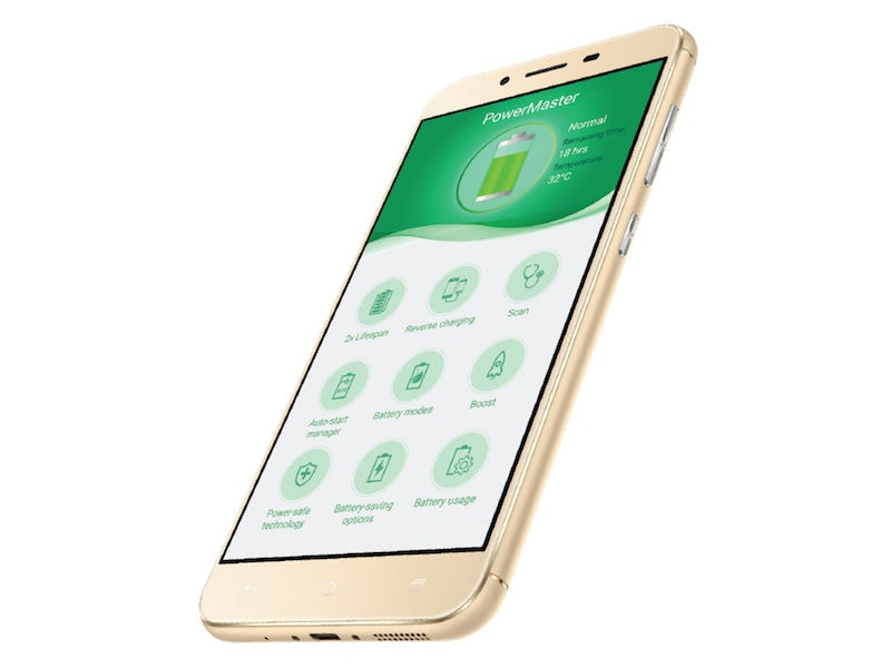 Asus ZenFone Max Series Gets PowerMaster App for Battery Savings