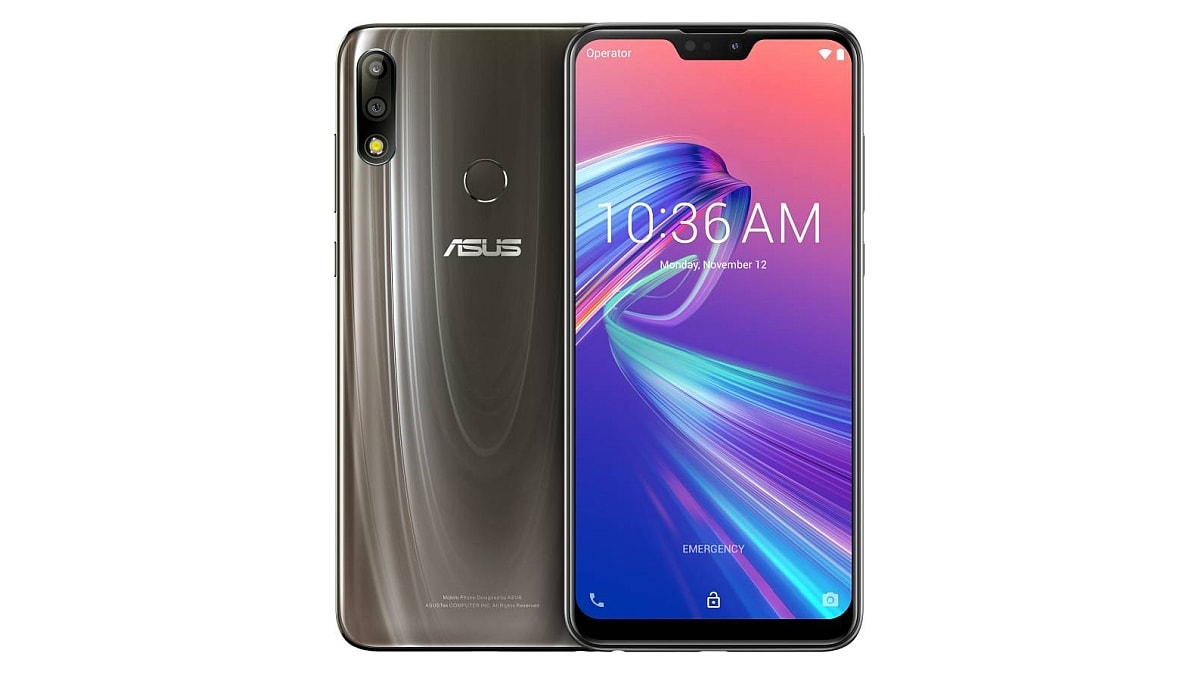 Asus Max Pro M2 FOTA Update Brings Digital Wellbeing, Improved Call