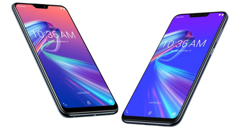 Asus ZenFone Max Pro M2, ZenFone Max Pro M1, ZenFone Max M2 to