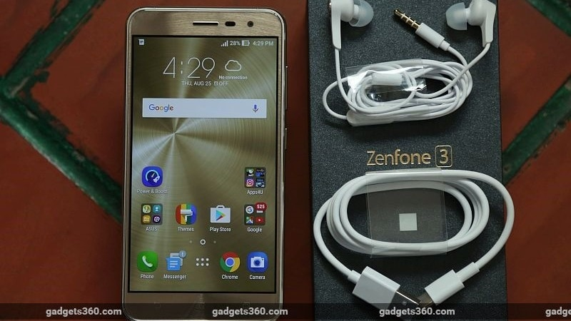 Asus ZenFone 3 ZE520KL, ZE552KL Start Receiving Android 7.0 Nougat Update