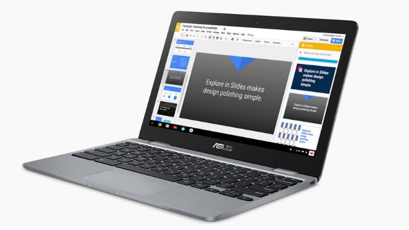 Asus Chromebook 12 C223 With 11.6-Inch Display, Portable Design Launched