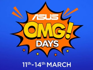 Flipkart Offers ZenFone 5Z, ZenFone Max Pro M2, Other Discounts in Asus OMG Days Sale This Week