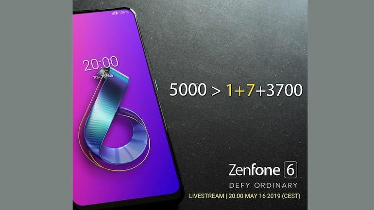 Asus ZenFone 6 का नया टीज़र जारी, निशाने पर OnePlus 7