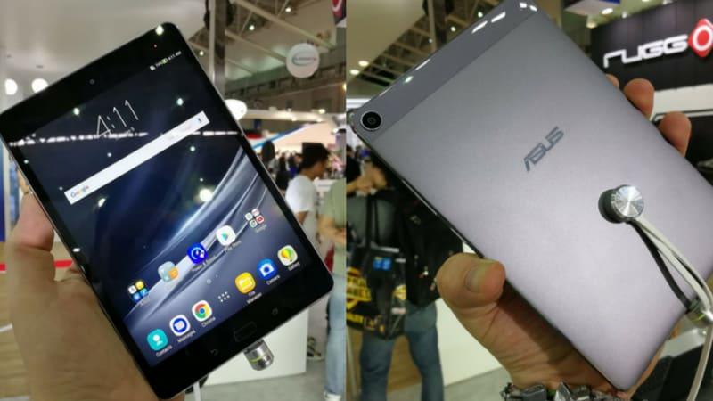 Asus ZenPad 3S 8.0, New ZenPad 10 Tablets Launched at Computex 2017