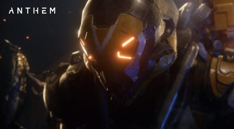 Here is your first look at Bioware's new IP, Anthem