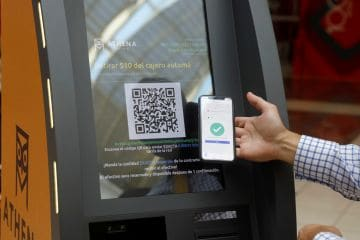Bitcoin ATM Firm Athena Says Will Install 1,500 Machines in El Salvador