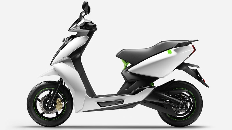 Ather 450 Electric Scooter With Touchscreen Dashboard, Home Charging Point Launched in India