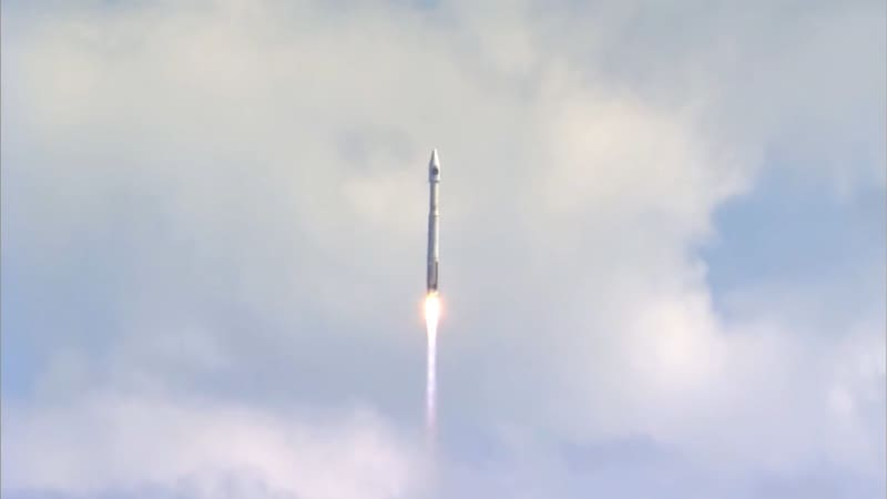 NASA Broadcasts 'World's First Live 360 Rocket Launch' on YouTube