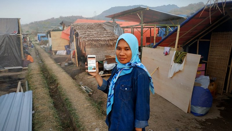 'Facebook for Disasters' App Helped Indonesian Neighbours Save Lives: Researchers