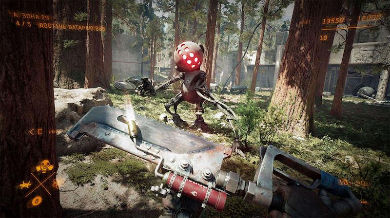 Sci-Fi Shooter Atomic Heart in Development Hell: Report