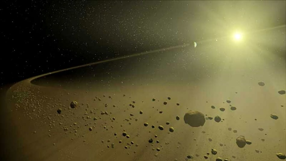 Scientists Discover a New Planet Hidden in a Debris Disk of a Young Star