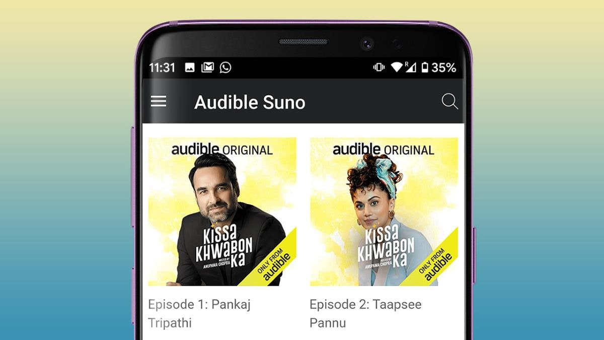 Audible Suno: Amazon's Audio Platform Hires Top Indian Talent for 60 Free Originals
