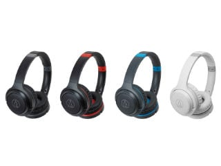 Audio-Technica Launches 5 New Wireless Bluetooth Headphones at CES 2018