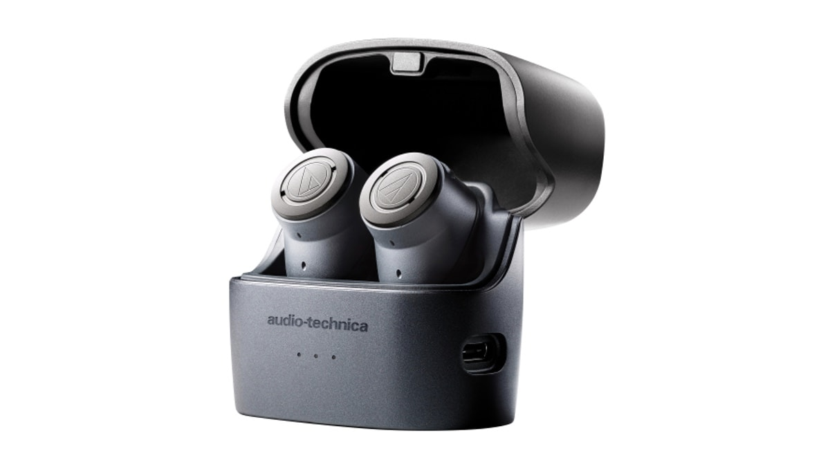 Audio-Technica intros ATH-ANC300TW noise-cancelling wireless earbuds