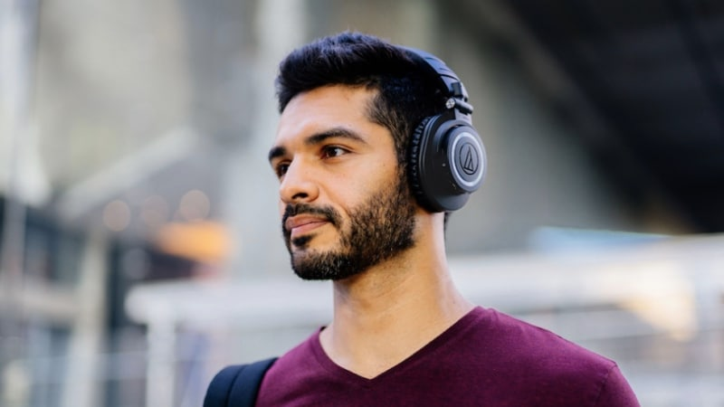Audio Technica ATH-M50x BT Wireless Over-Ear Headphones Launched in India at Rs. 18,490